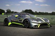 Nieuwe Aston Martin Vantage GT3 maakt debuut in Le Mans (+ Foto's)