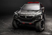Dakar: Peugeot presenteert 2008 DKR (+ Foto's & Video)