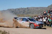 WRC Argentinië: Neuville op achtervolging