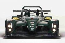 Tatuus prototype voor GH Motorsport