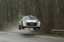 Cherain wint waanzinnige Spa Rally - Verschueren nieuwe leider