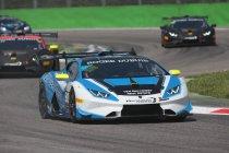 Monza: Zege voor Job van Uitert/Giacomo Altoè  - podium voor Van der Horst in Lamborghini Cup