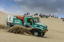Dakar: Enkele Belgen meteen voorin