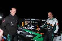 Rally van Wallonië: Freddy Loix naar derde plaats en de leiding in RC2