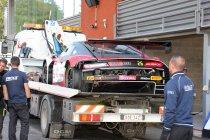 24H Spa: Dinamic Motorsport Porsche snelste op morgen testdag 2