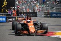 Monaco: Jenson Button krijgt gridstraf van drie plaatsen...