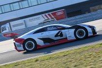 Audi e-tron Vision Gran Turismo: Virtuele racebolide wordt Formule E Race-taxi