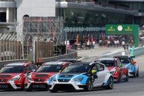 Zestien wagens op de grid voor tweede TCR-afspraak in Shanghai