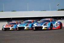 Bathurst 12H: Audi, Lamborghini en McLaren tonen hun kleuren