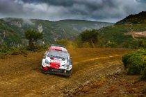 WRC: Rovanperä haalt de hamer meteen boven op shakedown Acropolis