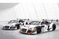Phoenix Racing met twee Audi's naar Sprint