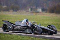 Formule E: Roll-out van BMWs eerste volledig elektrische racewagen