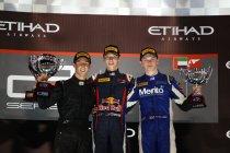 GP3: Abu Dhabi: Daniil Kvyat is kampioen