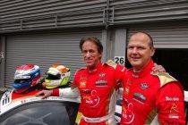 Nürburgring: GHK Start in Supercar Challenge - 24H Zolder met Freddy Loix