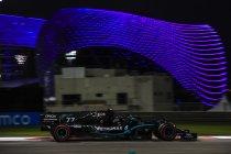 Abu Dhabi: Mercedes keert het tij in de tweede sessie