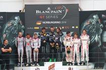Nürburgring: Lamborghini wint zeer nipt van WRT Audi - McLaren Endurance-kampioen