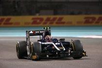 Abu Dhabi: Rowland wint nachtrace, maar speelt zege direct weer kwijt