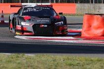 NRF: WRT Audi snelste in incidentrijke FP1