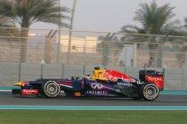 Abu Dhabi: Sebastian Vettel zoals verwacht snelste op eerste trainingsdag