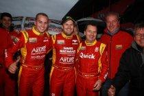 Belgian Masters: Belgium Racing sluit schitterend seizoen af met dubbel podium