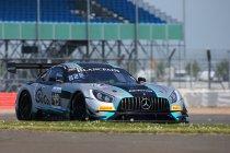 Silverstone: Mercedes plaatst Pro Am-wagens bovenaan, Lexus beste Pro