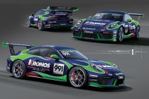 Didier Van Dalen rijdt volledig seizoen in opvallende Porsche