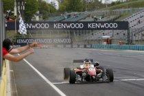 FIA F3: Drie verschillende winnaars op de Hungaroring