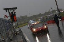 Slovakia Ring: Tweede race geschrapt wegens extreem slechte weersomstandigheden