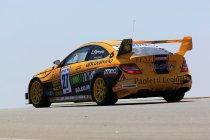 Portimão: Luigi Ferrara zet Mercedes C63 AMG Coupé op pole