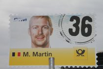 Hungaroring: Maxime Martin vrijuit maar toch bestraft, Jamie Green gediskwalificeerd