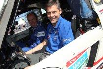Co-piloot Stéphane Henrard geblesseerd aan de start