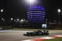 GP Bahrein: Hamilton wint nipt in spannend slot