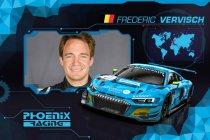 Frédéric Vervisch bij Phoenix Racing aan de slag