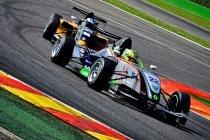 Formule Renault 1.6 NEC Junior voor 5de en 6de manche naar de Nürburgring