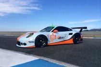 Gulf Racing schakelt over op nagelnieuwe Porsche 991 RSR