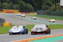 24H Spa: Spinelli/Grenier winnen eerste race - Pech voor de Belgen