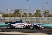 Abu Dhabi: Amaury Cordeel sterk op eerste testdag