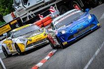 Pau: Lémeret leider af in Frans GT kampioenschap