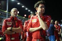 Ferrari stuurt Arrivabene de laan uit