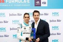 Marrakesh: Sébastien Buemi op pole