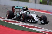 Spanje: Nico Rosberg (Mercedes-AMG) snelste in tweede vrije training