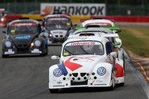 De VW Fun Cup sterk vertegenwoordigd tijdens de 24 Uur Karting van Francorchamps