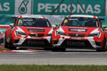 Sepang: Race 2: Jordi Gené verzilvert pole met zege (+ Video)