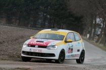 TAC Rally: Dilley en de VW Polo GTI 25ste - Een goed resultaat dat het beste doet verhopen