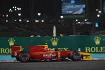 GP2: Abu Dhabi: Alexander Rossi op pole – Sam Bird voor Fabio Leimer op de grid