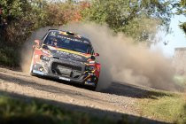 East Belgian Rally: Prachtig podium voor  Guillaume de Mévius en Martijn Wydaeghe