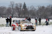 Rallye Monte Carlo: Loeb heeft alles onder controle