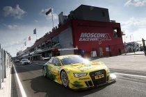 Moscow Raceway: Rockenfeller op pole - Q4 geschrapt nadat Poetin luchtruim afsluit