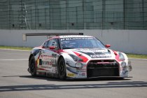 Spa: Wolgang Reip met Chris Hoy in Nissan GT Academy Team RJN Nissan GT-R