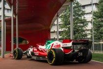 GP Italië: Speciale livery voor Alfa Romeo